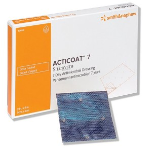 Acticoat-7-antimicrobial-dressing