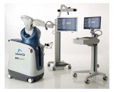Robotic Knee Resurfacing the Mako way
