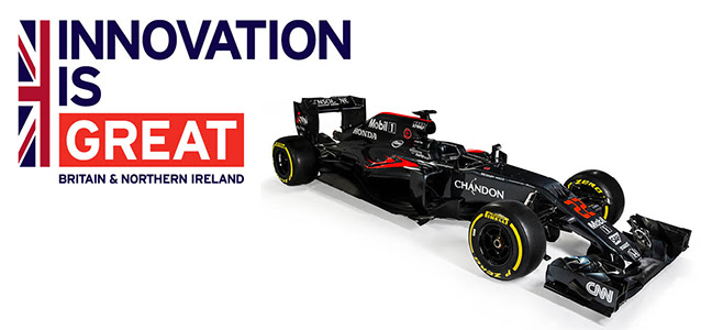 McLaren innovation is great