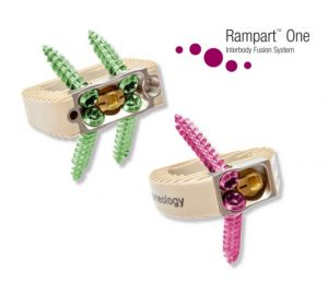 Spineology® Enters Anterior Fusion Market with Rampart One™ FDA Clearance