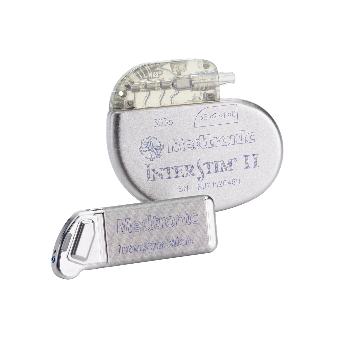 Interstim sacral neuromodulation