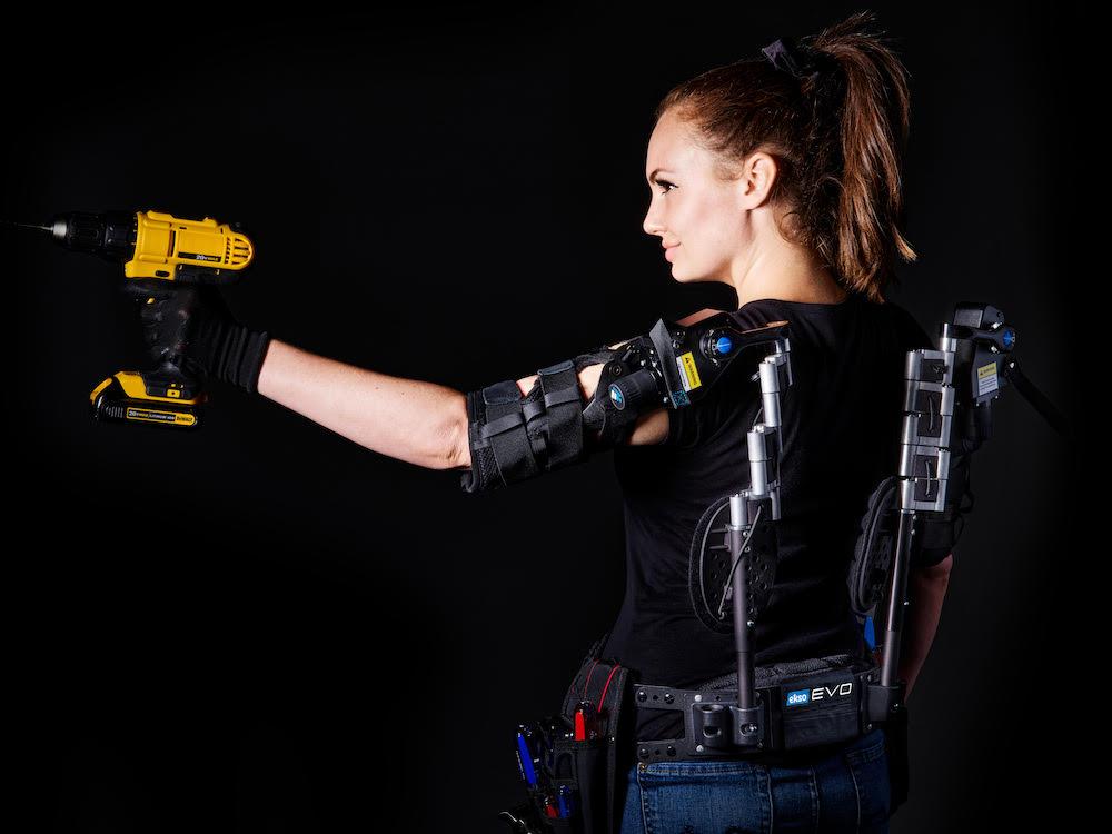 Builder sees benefits in robotic assistance